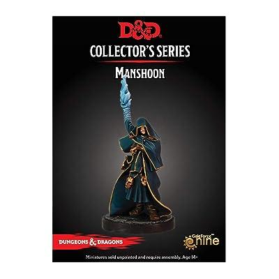Dungeons & Dragons Dragon Heist: MANSHOON Collector's Series Miniature: Toys & Games