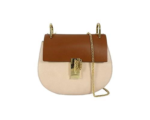 7817dc6d CHLOÉ Drew shoulder bag 3S1037 H0X: Amazon.co.uk: Shoes & Bags