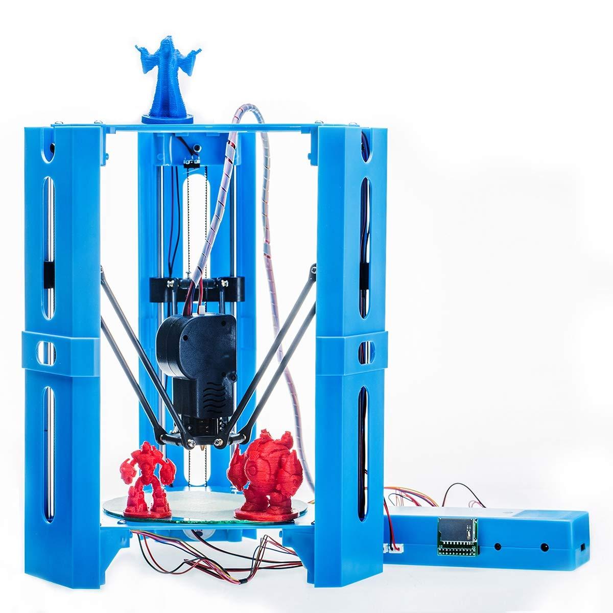 YNPGHG Impresora 3D para El Hogar, Tamaño De Impresora 100 Mm ...