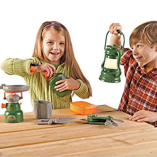 Pretend & Play Camp Set For Kids