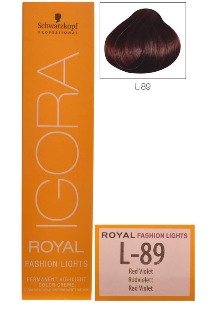 Buy schwarzkopf igora royal fashion lights hair colour l 57 gold schwarzkopf igora royal fashion lights hair colour l 89 red violet nvjuhfo Gallery