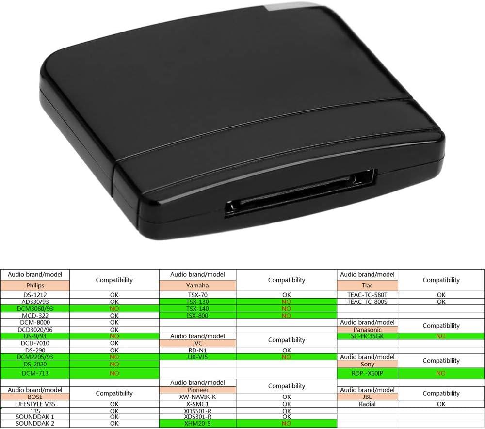 Andoer Empfänger Bluetooth A2dp Musik Audio 30 Pin Elektronik