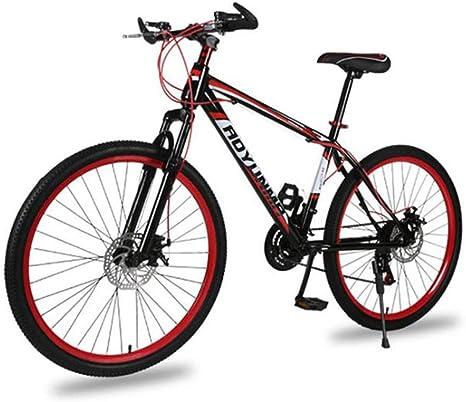 KAMELUN Bicicleta 26 Pulgadas Bike Bicicleta de Montaña Cruiser ...