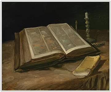 JFUGG Cuadro famoso de Van Gogh Naturaleza muerta con la