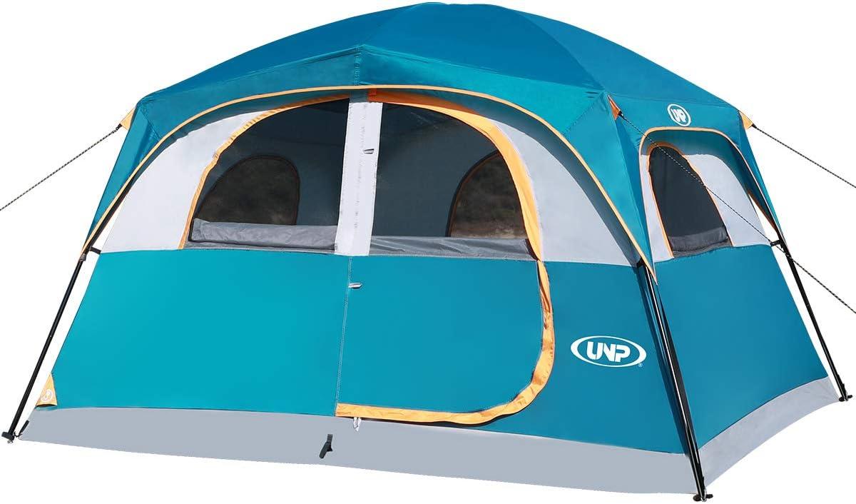 UNP Tents 6 Person Tent