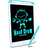 Big Side, 10 inches, Bright Colorful, X'Mas Gift, Richgv LCD Writing Tablet, Electronic Graphic Tablet, Writing…