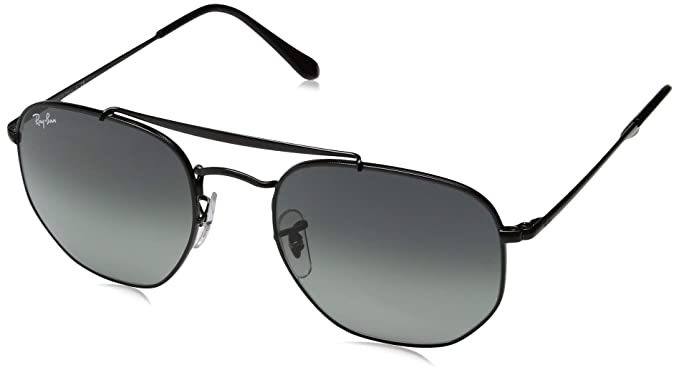 15080a144cd34 Ray-Ban Gradient Square Unisex Sunglasses - (0RB3648002 7154