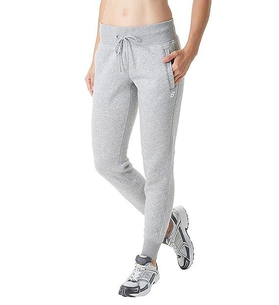cda5c3e28080d Amazon.com: New Balance Women's Essentials Sweat Pants, X-Large ...