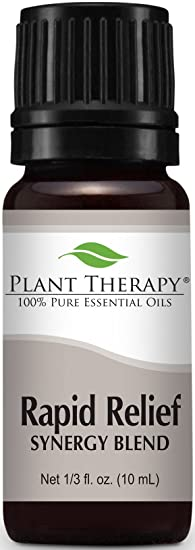 Plant Therapy Rapid Relief Formula
