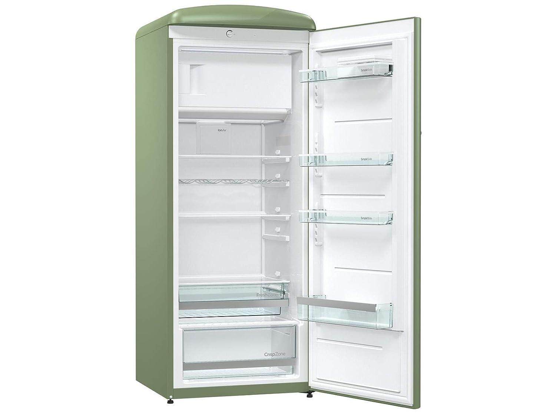 Gorenje Kühlschrank Crispzone : Gorenje orb ol kühlschrank grün amazon elektro großgeräte