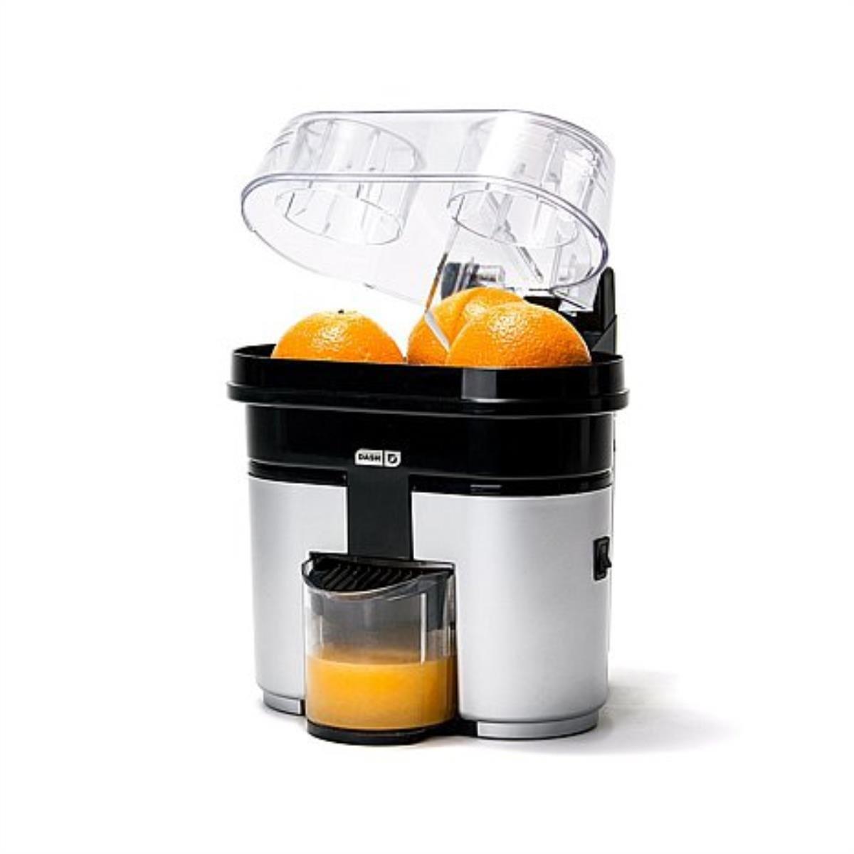 Dash Dual Citrus Juicer with Built-in slicer