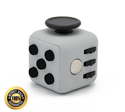 Generic Fidget Cube Relieves Stress Anxiety Toy