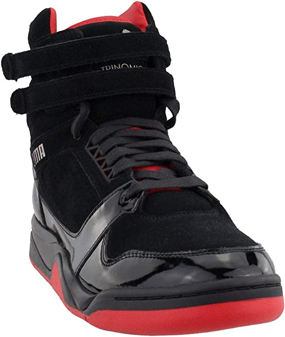 PUMA Palace Guard Mid Red Carpet Casual Sneaker