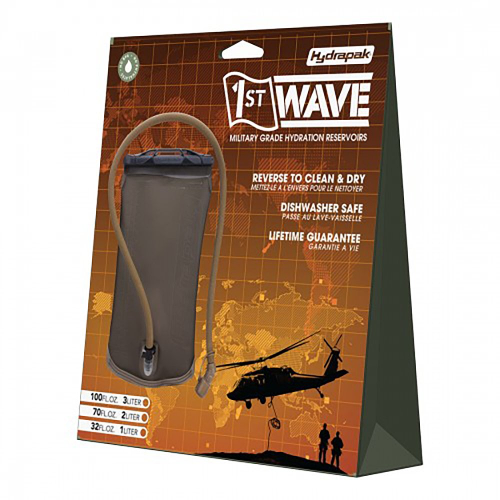 Hydrapak First Wave Military Reversible Hydration Bladder Reservoir