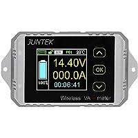censhaorme Probador Capacidad CC 120V 200A Wireless amperímetro