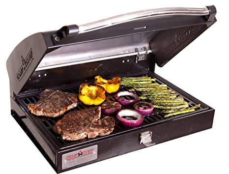 Amazon.com: Camp Chef BB90L Parrilla profesional en forma de ...
