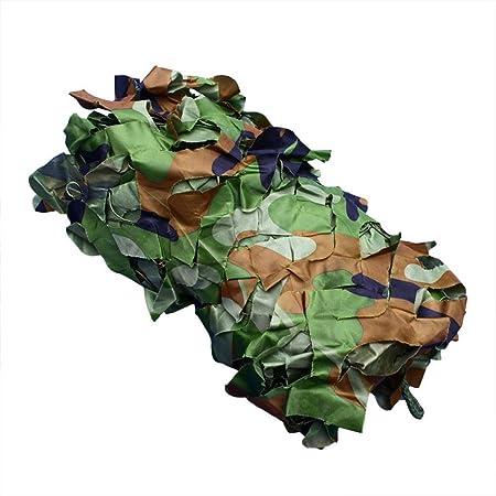 Malla de sombra Jungle Camouflage Net Air Defense Protección ...