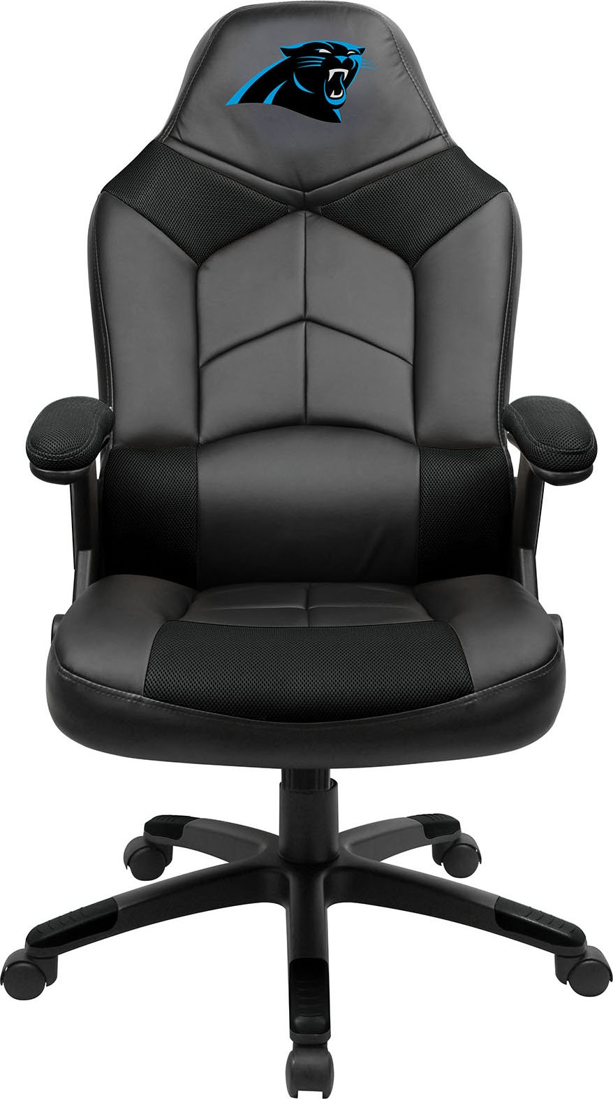 Imperial Officially Licensed NFL Furniture; Oversized Gaming Chairs, Carolina Panthers