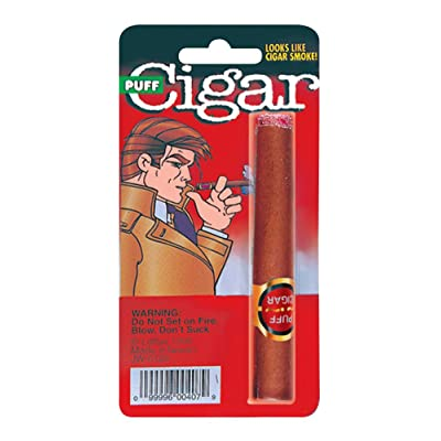 Forum Novelties Fake Puff Cigar Brown: Toys & Games