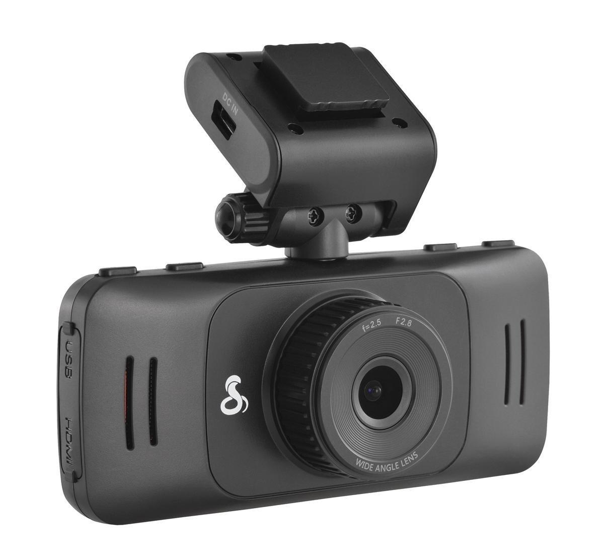Cobra Electronics CDR 825E Drive HD Dash Cam with 2.7'' Screen (Certified Refurbished)