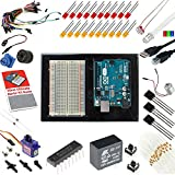 Best Arduino Starter Kits - Arduino Uno 3 Ultimate Starter Kit Includes 12 Review