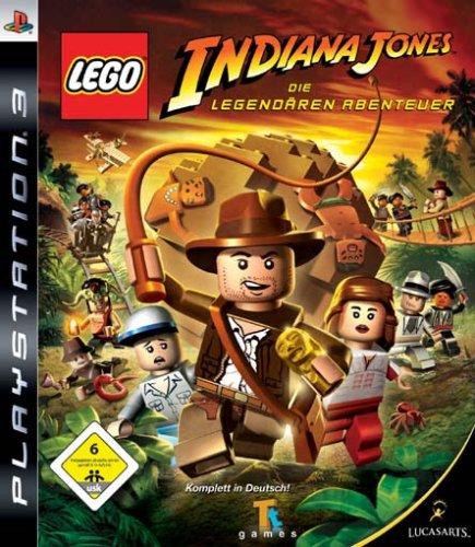 Lucasarts Lego Indiana Jones The Original Adventures Ps3