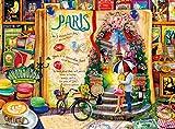 Buffalo Games - Aimee Stewart - Life is an Open Book - Paris