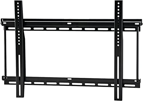 OmniMount OC175F Fixed TV Mount for 37-90 Inch TVs – Black