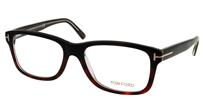 amazon com tom ford eyeglasses tf 5163 havana 56a tf5163 tom ford