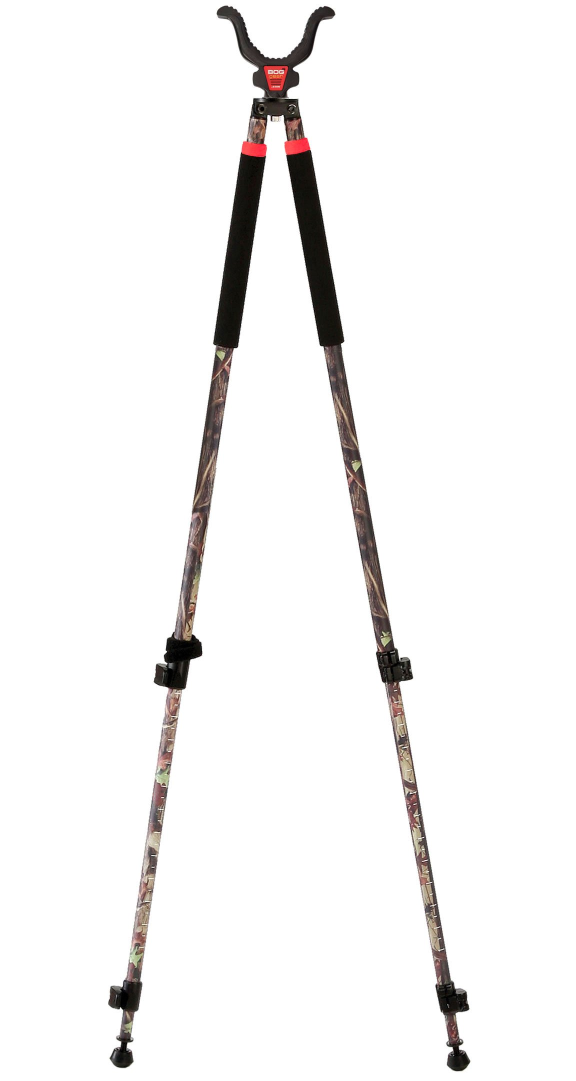 Bog-Pod CLD-2, Camo Legged Devil Bipod, Tall