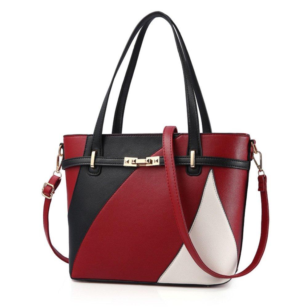 KAMIERFAS 2018 Female Bag Bag Bag European and American Fashion Handbag Large Capacity Big Bag Shoulder Messenger Bag B07KS5Y4YN Schultertaschen Neueste Technologie 906a72