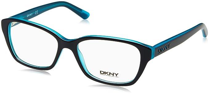 DKNY DY4668 Eyeglass Frames 3685-53 - Navy Teal at Amazon Men\'s ...
