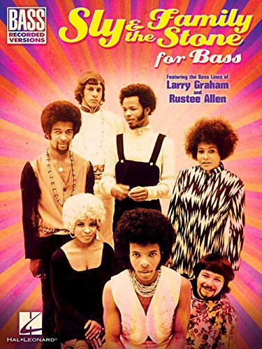 (Hal Leonard Sly & The Family Stone For Bass - Bass Guitar Tab Songbook)