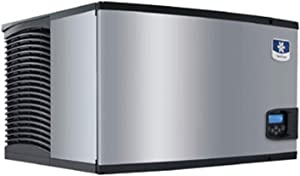 Manitowoc ID-0303W 300 Lb Water-Cooled Full Cube Ice Machine