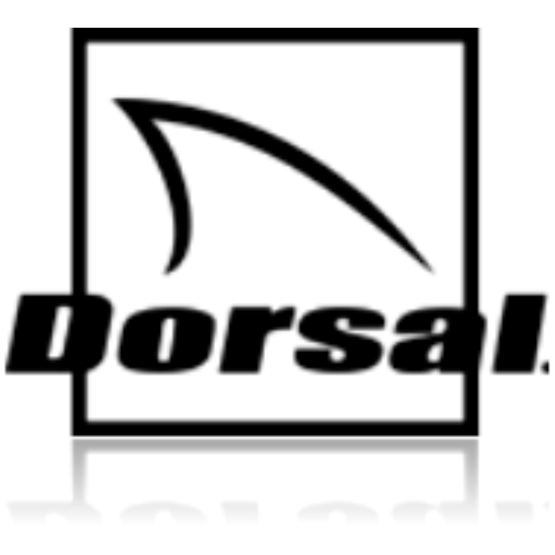Boogie Bodyboard Surf Wrist Coil Leash Dorsal Premium