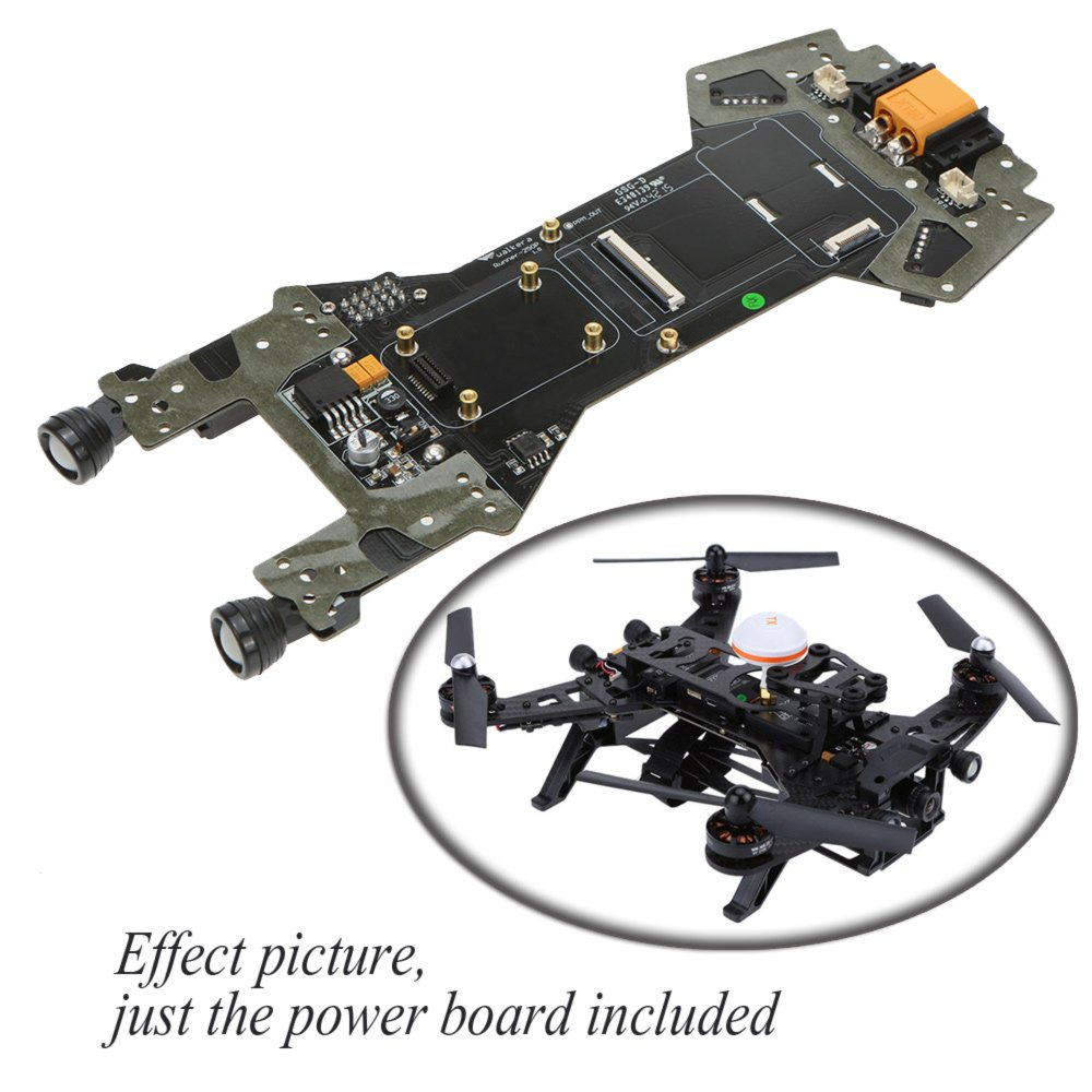 Original Walkera Runner 250 Fpv Quadcopter Parts Z 23 Power Board Camera Photo