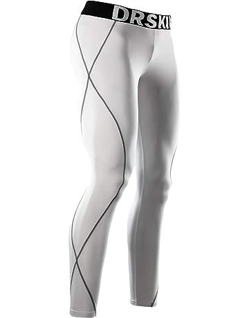 a8b4a3f051339 DRSKIN Compression Cool Dry Sports Tights Pants Baselayer Running Leggings  Yoga Rashguard Men