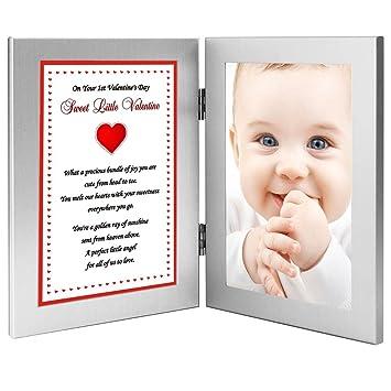Amazon Com Baby S First Valentines Day 1st Valentine Gift