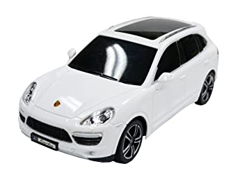 1/24 Porsche Cayenne Turbo (White) (japan import)