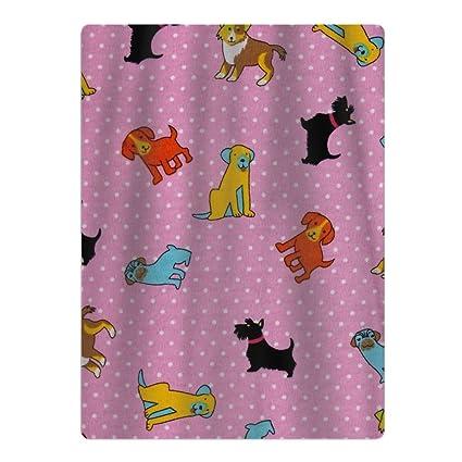 CHC40 toalla de baño para perros de rescate, 100% algodón, bonita toalla de