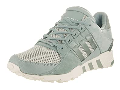 save off 8dc41 cc8dc Amazon.com  adidas EQT Support RF Women Round Toe Suede Green Running Shoe   Shoes