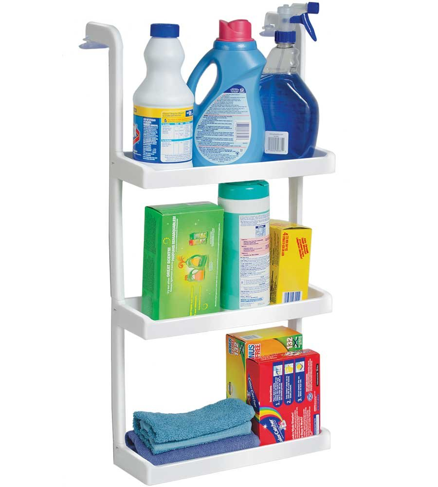 Jobar IdeaWorks 3 Tier Spacing Saving Shelves (Single Set)