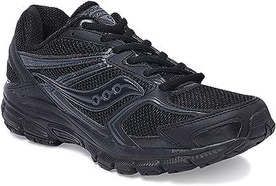 Saucony, Grid Cohesion 9, Zapatillas de Running por Hombre, Negro ...