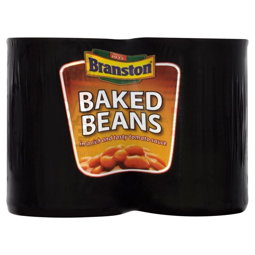 Branston Baked Beans (4x410g) by Branston
