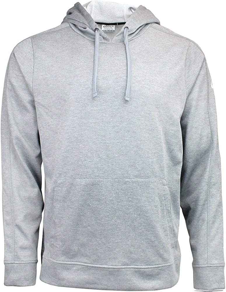 ASICS Men's Tiger Premium Fleece Hoodie, Color Variation