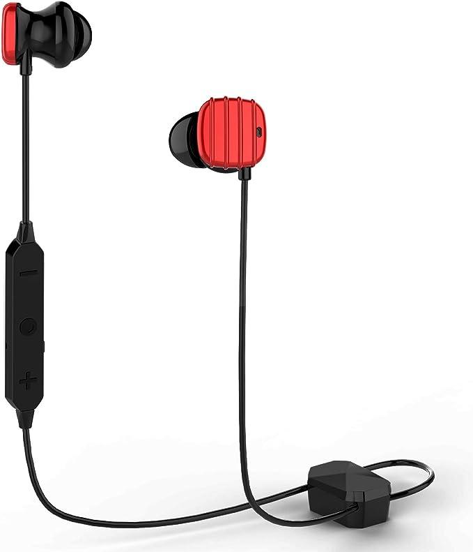 COWIN HE8D Auriculares Bluetooth con cancelación de Ruido Activa ...