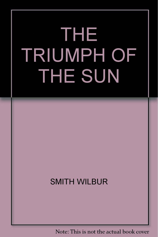Download THE TRIUMPH OF THE SUN pdf