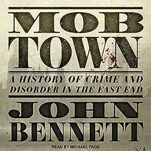 Mob Town Audiobook