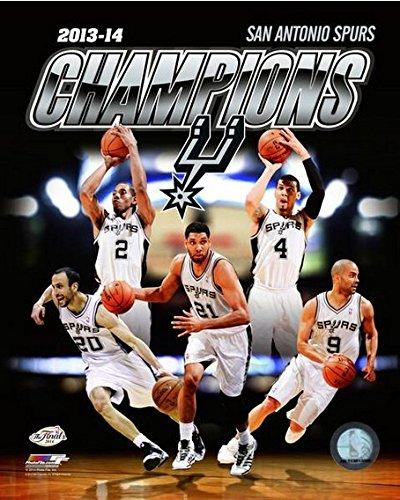 San Antonio Spurs 2014 NBA Champions Tea - Spurs Photo Shopping Results