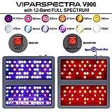 VIPARSPECTRA 900W LED Grow Light, Full Spectrum